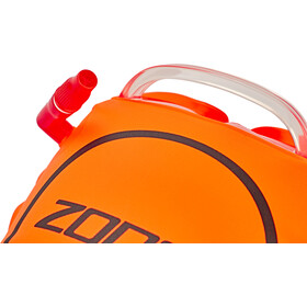 Zone3 Swim Safety Belt with Tow Float Pouch, orange